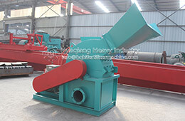 Organic fertilizer machine to Algeria
